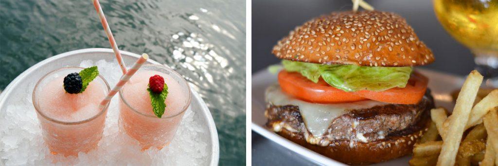 Froze & burger