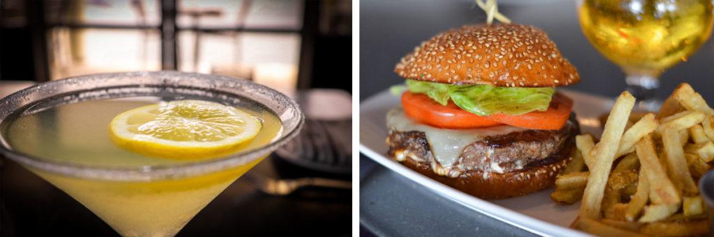 martini-burger