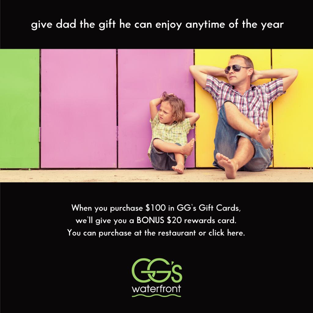 Dad Gift Bonus